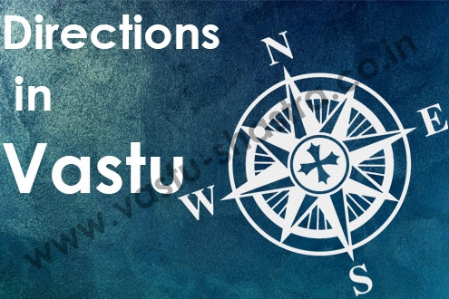 Directions in Vastu Shastra, Importance of Directions in Vastu Shastra, Vastu Directions, Role of Directions in Vastu Shastra, Vastu Shastra Directions, North, East, South, West, North - East, North - West, South - East, South- West
